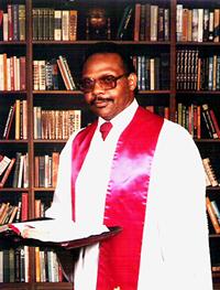 Bishop JE Parris Sr